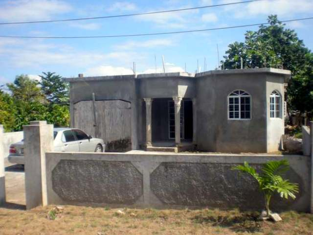 House archive in port antonio portland jamaica for Building a house for 250k